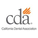 CDA - California Dental Association Logo