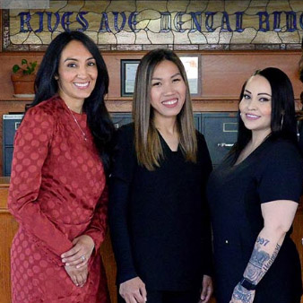Dedicated Downey Dental Team - Dr. Monica Puentes, DDS