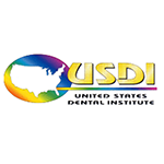 USDI- United State Dental Institute Logo - Dr. Monica Puentes, DDS