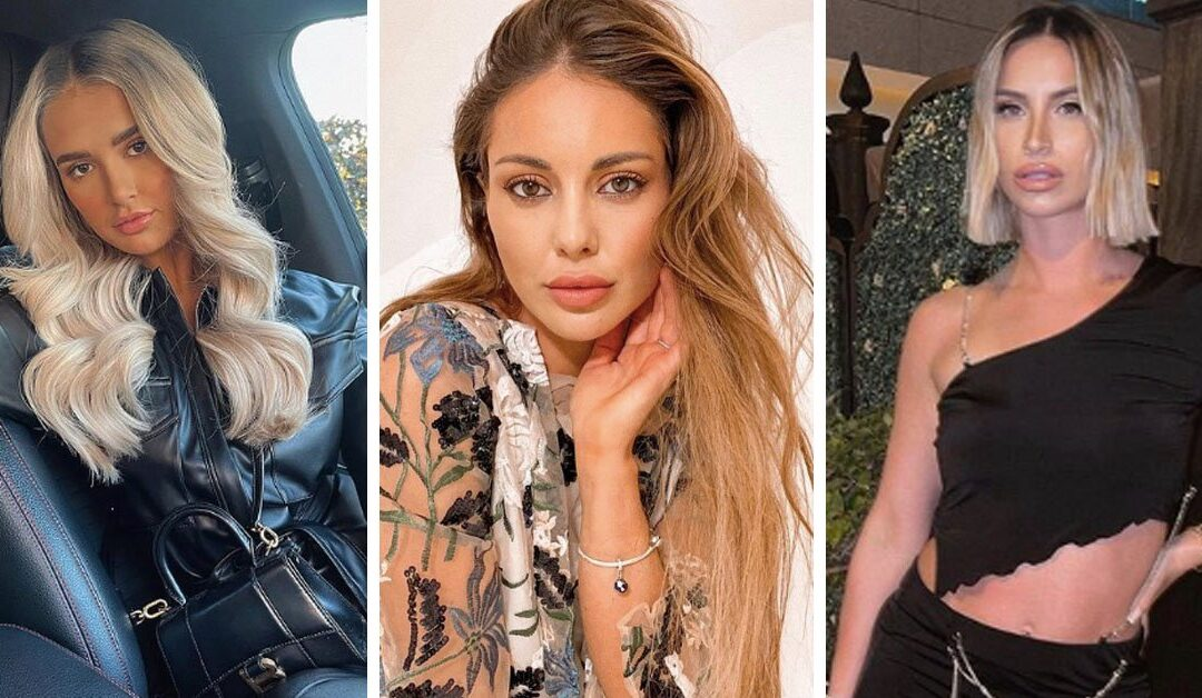 These are the reality stars who have admitted having cosmetic surgery