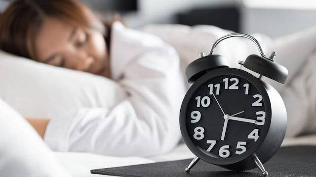 Disrupted sleep linked to increased risk of death