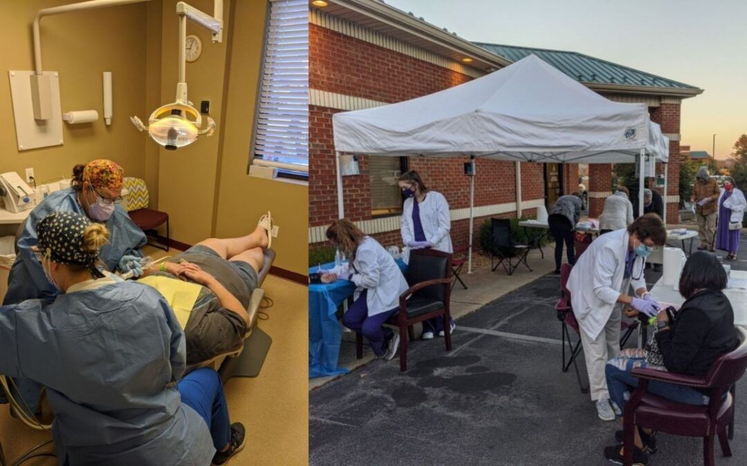 Mini-Mission of Mercy providing free dental extractions in Abingdon through Oct. 24 | WJHL