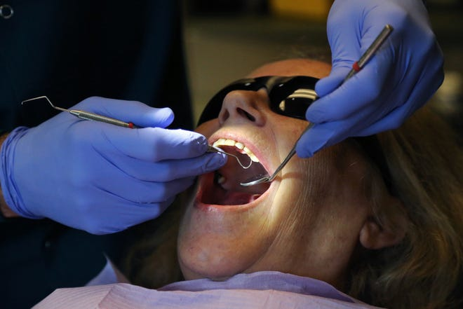 Seacoasts dentists are donating their time to help with free tooth extractions Friday, July 16.